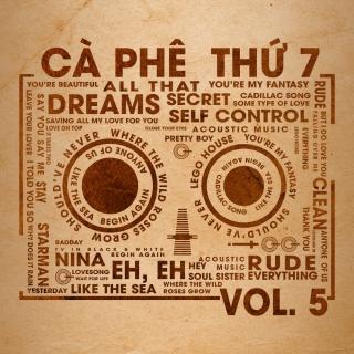 Cà Phê Thứ Bảy (Vol.5) - Various Artists