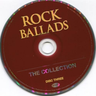 The Collection CD3 - Rock Ballads