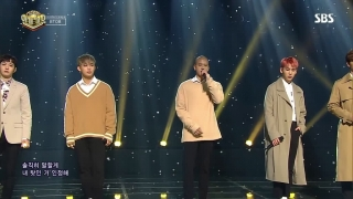 Someday (Inkigayo 12.03.2017) - BTOB