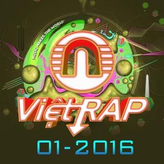 Nhạc Hot Rap Việt Tháng 01/2016 - Various Artists