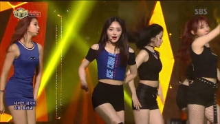 Black Widow (Inkigayo 26.03.2017) - Pristin