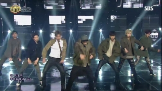 Ready Or Not (Inkigayo 26.03.2017) - Monsta X