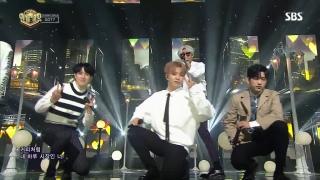 Q (Inkigayo 26.03.2017) - GOT7