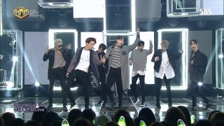 Never Ever (Inkigayo 26.03.2017) - GOT7