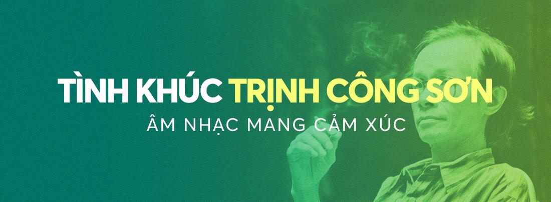 Tình Khúc Trịnh Công Sơn