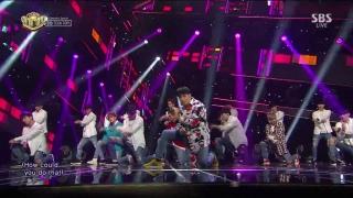Call Me (Inkigayo 09.04.2017) - TEEN TOP