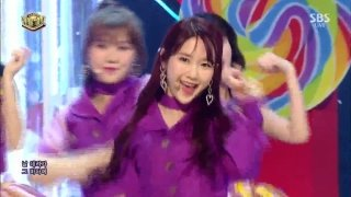 Coloring Book (Inkigayo 09.04.2017) - Oh My Girl