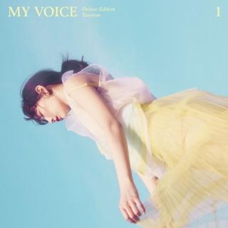 My Voice (1st Album Deluxe Edition) - Taeyeon