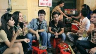 Hà Nội Trà Đá Vỉa Hè - Đinh Mạnh Ninh