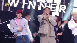 Really Really (Inkigayo 07.05.2017) - WINNER