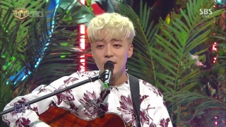 Suddenly (Inkigayo 21.05.2017) - Roy Kim