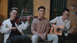 Mưa Trên Cuộc Tình (Acoustic Cover) - Dương Edward