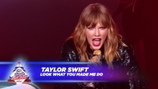 Look What You Made Me Do (Live At Capital's Jingle Bell Ball 2017) - Taylor Swift