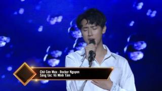 Chờ Cơn Mưa (Live) - Rocker Nguyễn