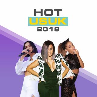 Nhạc USUK Nghe Nhiều Nhất 2018 - Various Artists