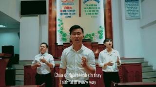Ngài Thành Tín Thay - Hoàng Đức, Phương Lý, Issac Thái