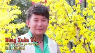 Nàng Xuân Về (Cha Cha Cha) - Khang Lê