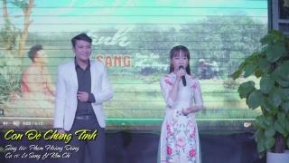Con Đê Chung Tình - Lê Sang, Kim Chi
