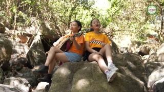 H'zen Lên Rẫy - Bé Bào Ngư, Lisa Minh Thy