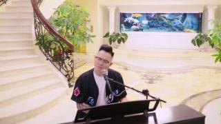 Bức Tranh Tiền Kiếp (Piano Live) - Quang Đăng Trần