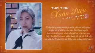 Thơ Tình Xuân Diệu - Vicky Nhung, L.A.M
