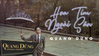 Hoa Tím Ngoài Sân (Live Đêm Nhạc Trên Mây) - Quang Dũng